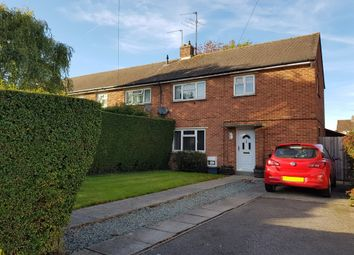 Thumbnail End terrace house for sale in Cromwell Road, Devizes