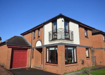 Thumbnail 4 bed detached house for sale in Tiree Gardens, Old Kilpatrick, Glasgow