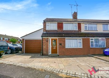 Thumbnail 3 bed semi-detached house for sale in Wordsworth Avenue, Maldon, Essex