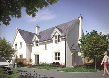 Thumbnail 3 bed detached house for sale in Portman Road, Pimperne, Blandford Forum