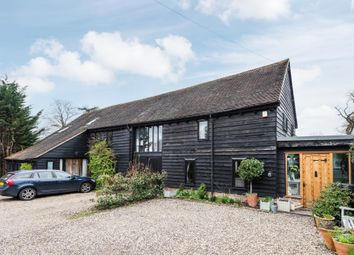 Thumbnail 5 bed barn conversion for sale in Eastbourne Road, Newchapel, Lingfield