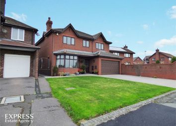 Thumbnail 4 bed detached house for sale in Tannery Lane, Penketh, Warrington, Cheshire