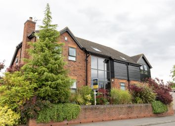 4 bed detached house for sale in Quarndon Heights, Allestree, Derby DE22