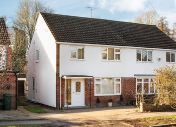 Thumbnail 3 bed semi-detached house for sale in St. Marys Drive, Crawley