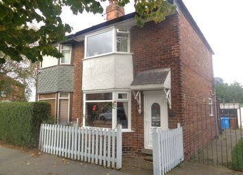 Thumbnail 2 bed semi-detached house for sale in Goddard Avenue, Hull