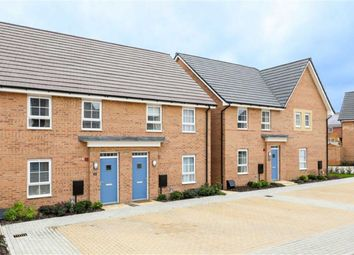 Thumbnail 3 bedroom semi-detached house for sale in Carters Lane, Fairfields, Milton Keynes, Bucks