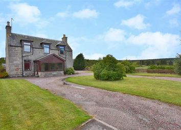 Thumbnail 4 bedroom detached house for sale in Cromdale, Grantown-On-Spey