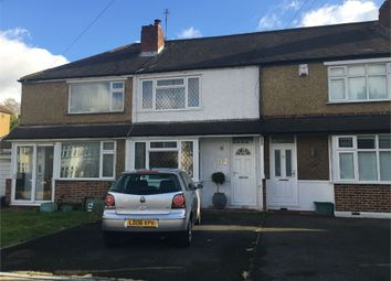 Thumbnail 3 bed terraced house for sale in Station Avenue, West Ewell, Epsom