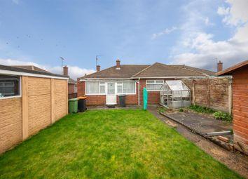 Thumbnail 2 bed semi-detached bungalow for sale in Sundown Avenue, Dunstable, Bedfordshire