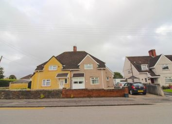 Thumbnail 3 bed semi-detached house for sale in Frampton Road, Gorseinon, Swansea