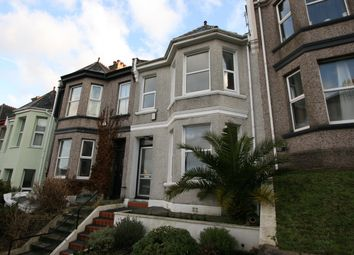 Thumbnail 3 bed terraced house to rent in Ford Hill, Plymouth