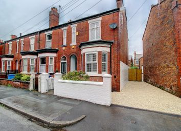 Thumbnail 3 bedroom end terrace house for sale in Countess Street, Stockport