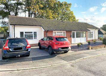 Fletcher Close, Ensbury Park, Bournemouth, Dorset BH10. 2 bed bungalow for sale