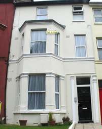 Thumbnail 2 bed maisonette to rent in London Road, St. Leonards-On-Sea