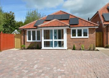 Thumbnail 2 bed bungalow for sale in West Horton Close, Bishopstoke, Eastleigh