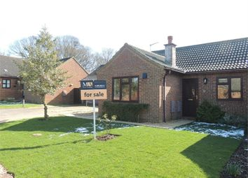 Thumbnail 2 bed semi-detached bungalow for sale in St. James Drive, Downham Market