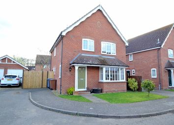 Thumbnail 3 bed detached house for sale in Southgate Gardens, Long Melford, Sudbury