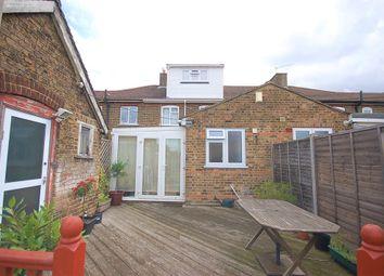 Thumbnail 4 bedroom terraced house for sale in Dagenham Road, Rush Green, Romford