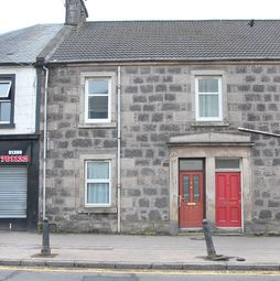 Thumbnail 1 bed flat for sale in West Stirling Street, Alva, Clackmannanshire