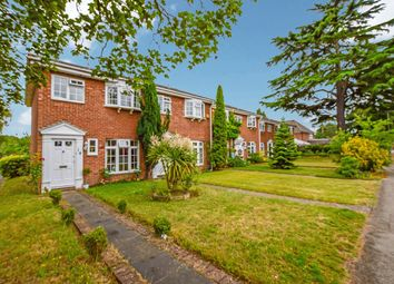 Thumbnail 3 bed end terrace house to rent in Madeira Road, West Byfleet, Surrey