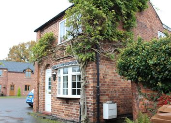 Thumbnail 3 bed detached house to rent in Christmas Cottage, Main Road, Shavington, Cheshire