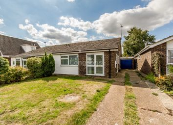 Thumbnail 2 bedroom semi-detached bungalow for sale in Surlingham Drive, Swaffham