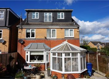Thumbnail 5 bed detached house for sale in Deavall Way, Cannock