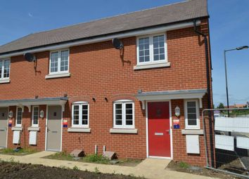 Thumbnail 2 bed end terrace house to rent in Lambert Road, Aylesbury