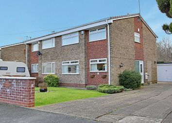Thumbnail 4 bed semi-detached house for sale in Downfield Avenue, Hull