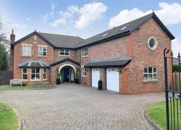 Thumbnail 5 bed detached house for sale in Marshdale Road, Heaton, Bolton