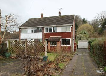 Thumbnail 3 bed semi-detached house for sale in Stonebank Road, Kidsgrove, Stoke-On-Trent