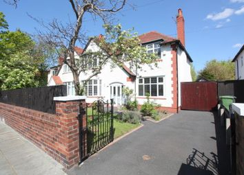 Thumbnail 4 bed semi-detached house for sale in Little Crosby Road, Crosby, Liverpool