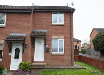 Thumbnail 2 bed end terrace house for sale in Manor Farm Road, Crigglestone, Wakefield