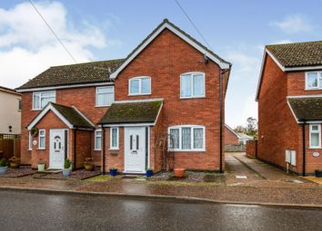 3 bed semi-detached house for sale in Chapel Road, Attleborough NR17