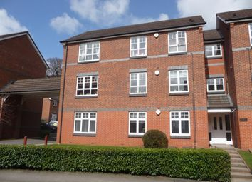 Thumbnail 3 bed flat to rent in The Nurseries, Northampton
