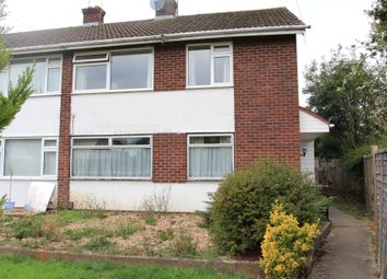 Thumbnail 2 bed flat for sale in Fairlawn, Oldland Common