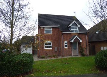 Thumbnail 3 bed detached house for sale in Glenmore Drive, Stenson Fields, Derby, Derbyshire