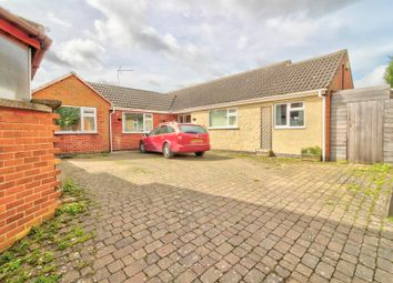 Thumbnail 5 bed bungalow for sale in Hursley Close, Oadby, Leicester