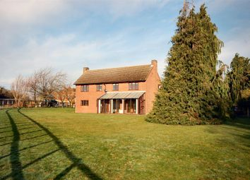 Thumbnail 4 bed detached house to rent in Babraham Road, Fulbourn, Cambridge