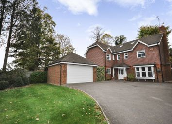 Thumbnail 5 bed detached house for sale in Quarry Gardens, Leatherhead