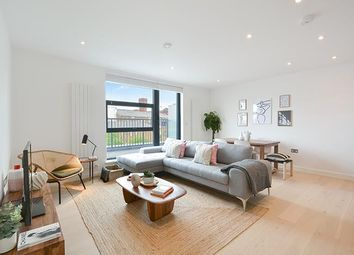 Thumbnail 3 bed flat for sale in Fairfield Road, London