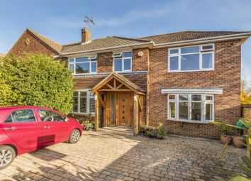 Thumbnail 6 bed semi-detached house for sale in Sunna Gardens, Lower Sunbury