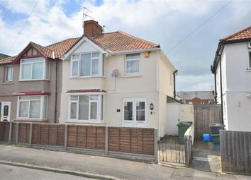 Thumbnail 3 bed semi-detached house for sale in Kitchener Avenue, Linden, Gloucester