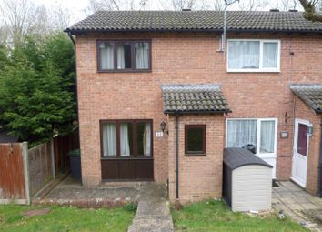 Thumbnail 2 bedroom end terrace house to rent in Covert Grove, Waterlooville