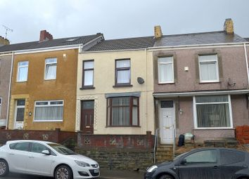 Thumbnail 3 bed terraced house for sale in Port Tennant Road, Port Tennant, Swansea