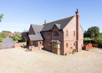 Thumbnail 4 bedroom detached house for sale in Spinney Close, Gilmorton, Lutterworth