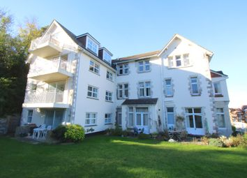 Thumbnail 1 bed flat for sale in Peveril Road, Swanage