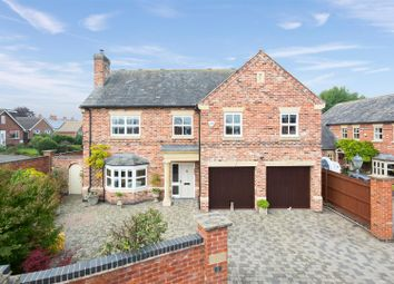 Thumbnail 6 bed detached house for sale in Hubbards Close, Ashby Magna, Lutterworth