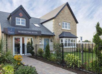 Thumbnail 4 bed detached house for sale in Taunton, Waterside, Cottam Way, Cottam, Preston