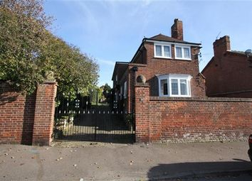 Thumbnail 4 bed detached house for sale in Hillside Cottage, 11 Cheveley Road, Newmarket